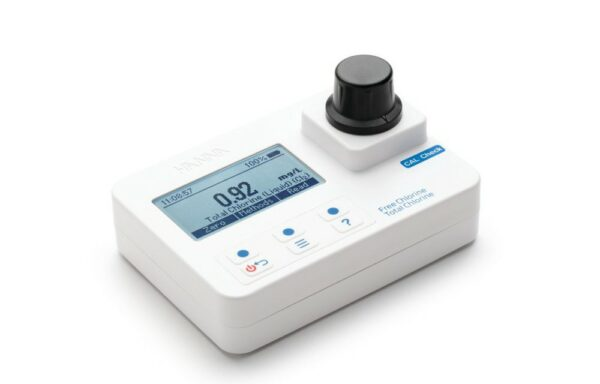 Fotómetro portátil Cloro Libre, Total y pH.